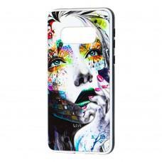 Чехол для Samsung Galaxy S10e (G970) Fashion mix девочка