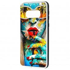 Чехол для Samsung Galaxy S10e (G970) Fashion mix bang