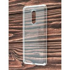 Чехол для Xiaomi Redmi 5 Premium силикон прозрачный