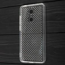 Чехол для Xiaomi Redmi 5 Unique Skid Ultrasonic прозрачный