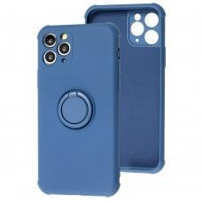 Чехол для iPhone 11 Pro Max ColorRing Full синий