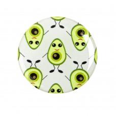 Попсокет для смартфона Avocado дизайн 25