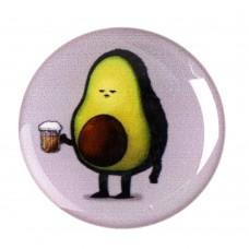 Попсокет для смартфона Avocado дизайн 17