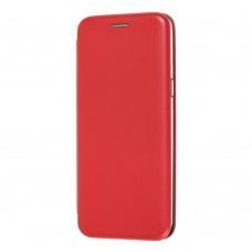 Чехол книжка Premium для Samsung Galaxy S8+ (G955) красный