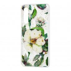 """Чехол для Xiaomi Mi 9 Flowers Confetti """"шиповник"""""""
