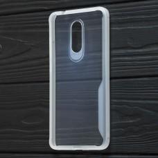 Чехол для Xiaomi Redmi 5 Simple белый