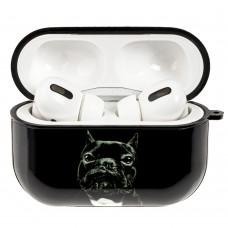 Чехол для AirPods Pro Young Style supreme dog