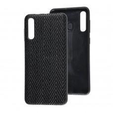 Чехол для Samsung Galaxy A50 / A50s / A30s Leather case волна