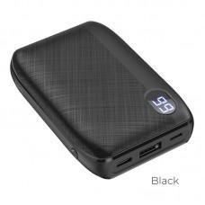 Внешний аккумулятор PowerBank Hoco J53 10000mAh black