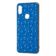 Чехол для Xiaomi Redmi S2 Picture синий