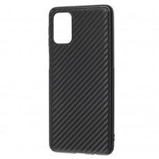 Чехол для Samsung Galaxy M31s (M317) Carbon ultra-thin черный