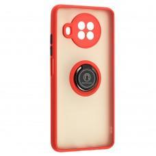 Чехол для Xiaomi Mi 10T Lite LikGus Edging Ring красный