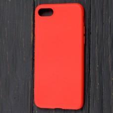 Чехол для iPhone 7 / 8 / SE 20 Candy красный