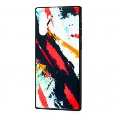 Чехол для Samsung Galaxy Note 10 (N970) Picasso черный