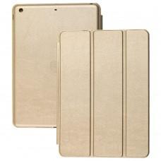 """Чехол книжка для Apple Air 9.7"""" Smart case золотистый"""