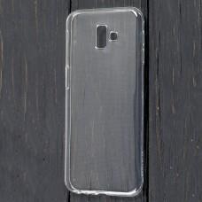 Чехол для Samsung Galaxy J6+ 2018 (J610) Epic прозрачный
