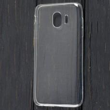Чехол для Samsung Galaxy J4 2018 (J400) Epic прозрачный