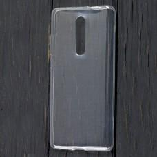 Чехол для Xiaomi Redmi 8 Epic прозрачный