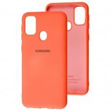 Чехол для Samsung Galaxy M21 / M30s My Colors персиковый