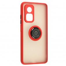 Чехол для Xiaomi Mi 10T / Mi 10T Pro LikGus Edging Ring красный