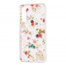"""Чехол для Xiaomi Mi 9 Flowers Confetti """"полевые цветы"""""""
