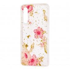 "Чехол для Xiaomi Mi 9 Flowers Confetti ""китайская роза"""