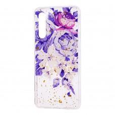 """Чехол для Xiaomi Mi 9 Flowers Confetti """"пионы"""""""