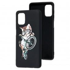 Чехол для Samsung Galaxy M31s (M317) Art case черный