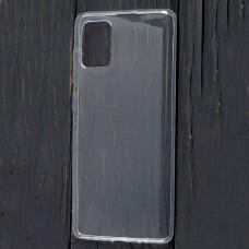 Чехол для Samsung Galaxy A71 (A715) Epic прозрачный