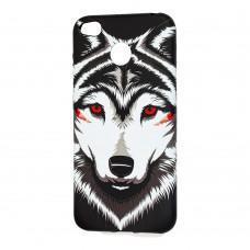 Чехол для Xiaomi Redmi 4x Star case волк