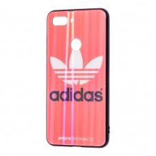 "Чехол для Xiaomi Mi 8 Lite Wave Monaco ""Adidas"""