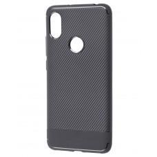 Чехол для Xiaomi Redmi S2 Carbon черный