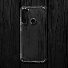 Чехол для Xiaomi Redmi Note 8 Epic силикон прозрачный