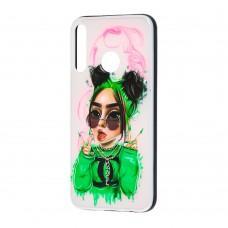 Чехол для Huawei P40 Lite E Girls UV fashion