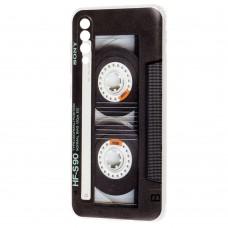Чехол для Samsung Galaxy A70 (A705) кассета дизайн 1