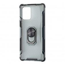 Чехол для Samsung Galaxy S10 Lite (G770) CrystalRing черный