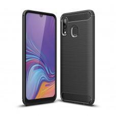 Чехол для Samsung Galaxy A40 (A405) iPaky Slim черный