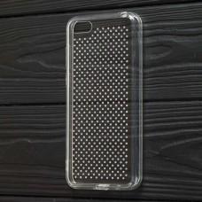 Чехол для Huawei Y5 2018 Unique Skid Ultrasonic прозрачный