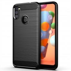 Чехол для Samsung Galaxy A11 / M11 Ultimate Experience черный
