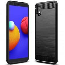 Чехол для Samsung Galaxy A01 Core (A013) Ultimate Experience черный
