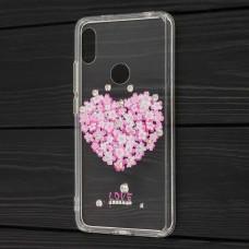 Чехол для Xiaomi Redmi S2 Hojar Diamond сердце