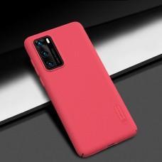 Чехол Nillkin Matte для Huawei P40 Pro красный