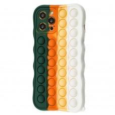 Чехол для iPhone 12 Pro Max Pop it colors антистресс дизайн 9