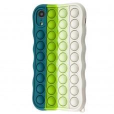 Чехол для iPhone Xr Pop it colors антистресс дизайн 6