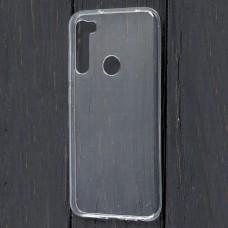 Чехол для Xiaomi Redmi Note 8 Epic прозрачный