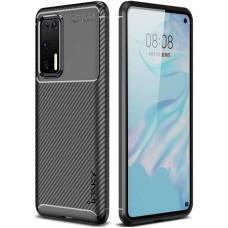 Чехол для Huawei P40 iPaky Kaisy черный