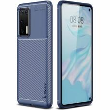 Чехол для Huawei P40 iPaky Kaisy синий