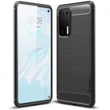 Чехол для Huawei P40 iPaky Slim черный