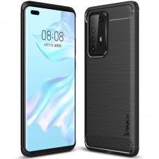 Чехол для Huawei P40 Pro iPaky Slim черный