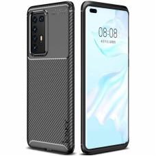 Чехол для Huawei P40 Pro iPaky Kaisy черный